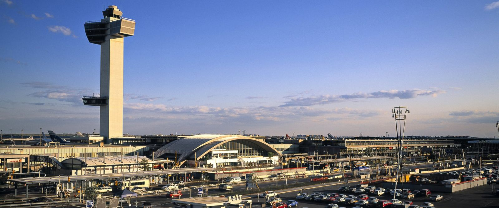 PHOTO: JFK International Airport in New York City.