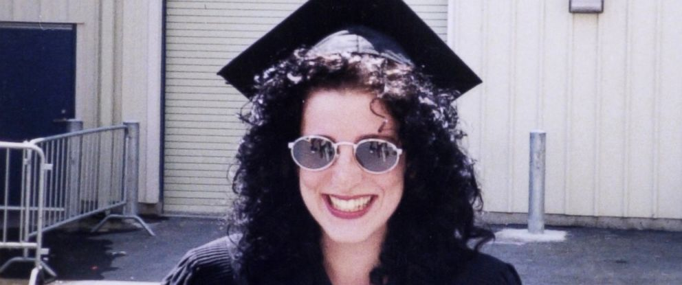 PHOTO: Chandra Levy wearing cap and gown in an undated photo.