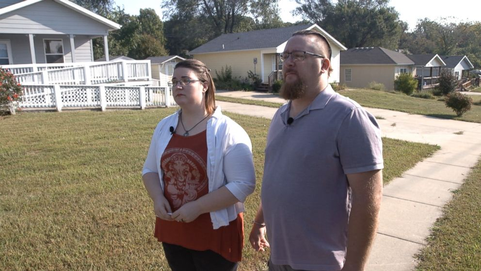 PHOTO: In the days after the killing, family friends Kim and David Blanchard were alarmed when they saw a vulgar status update post appear on Gypsy and Dee Dee Blanchards joint Facebook page that said, That b---- is dead.