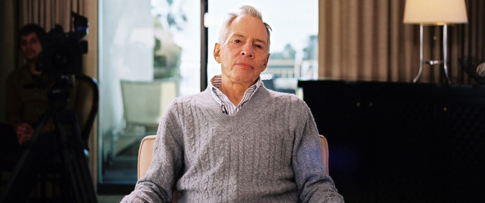 "PHOTO: Robert Durst is the subject of a six-part HBO series ""The Jinx: The Life and Deaths of Robert Durst."""