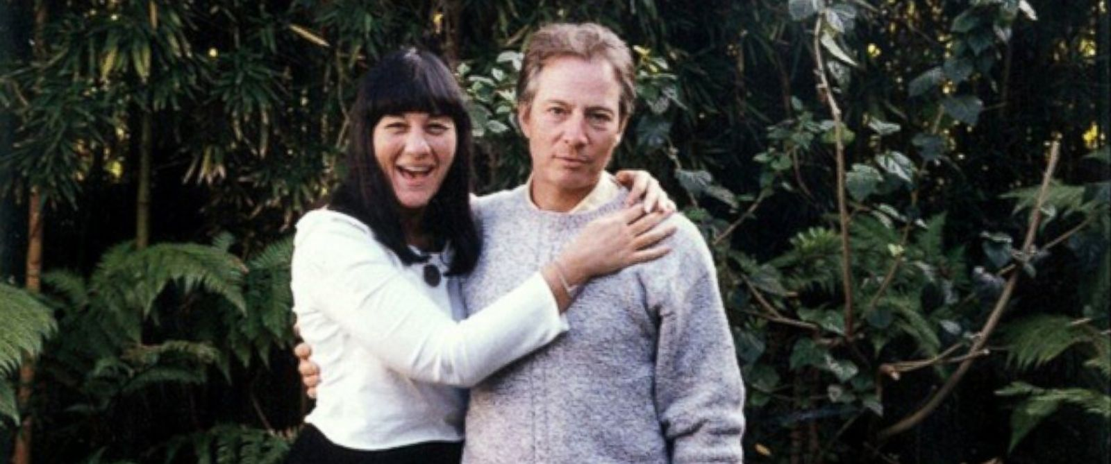 "PHOTO: Susan Berman with Robert Durst from ""The Jinx: The Life and Deaths of Robert Durst."""