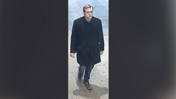 PHOTO: New York police have identified a suspect wanted in connection with a fatal stabbing Monday night. Police said they believe James Harris Jackson traveled from Maryland to New York with intent to harm black males.