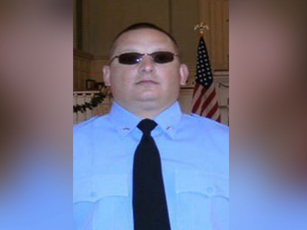 PHOTO: Undated photo of Christopher Monica, a corrections officer murdered in Georgia June 13, 2017.