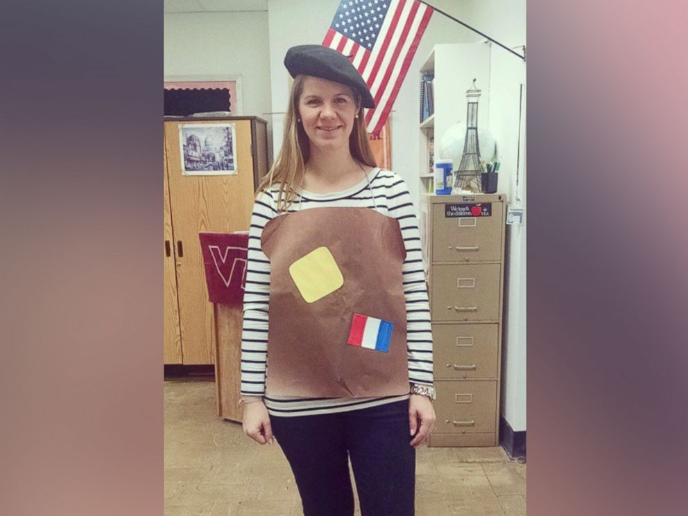 PHOTO: Emily Haas, now 29, teaches high school French, is married and has a toddler daughter.