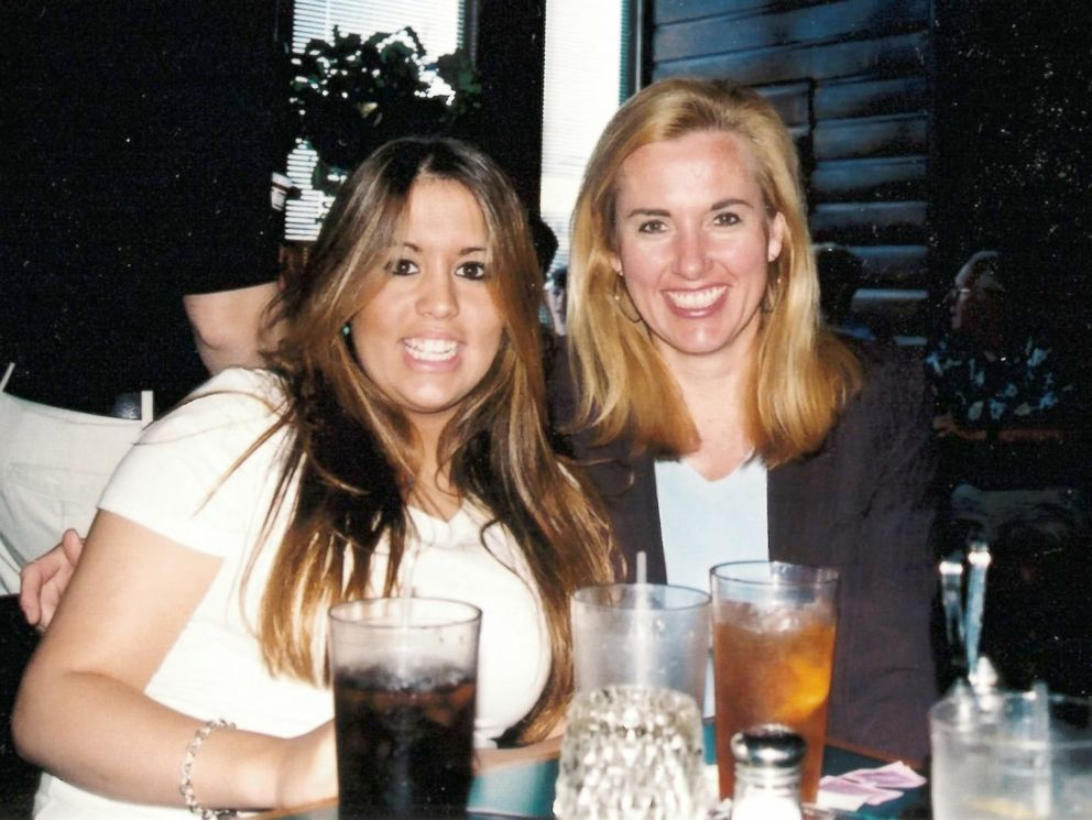PHOTO: Noura Jackson, left, is pictured with her mother Jennifer Jackson, right, in this undated photo.
