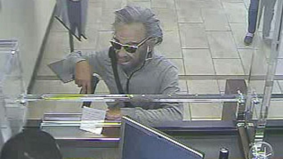 Florida man allegedly robbed banks disguised as elderly person