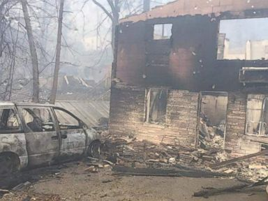 3 Dead in Tennessee Wildfire: Officials