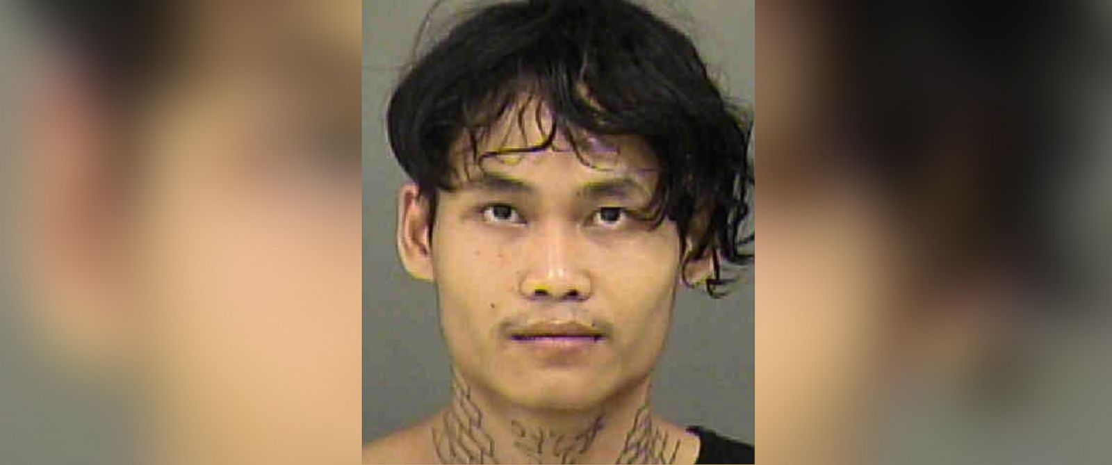 PHOTO: Tun Lon Sein, 22, was arrested in Charlotte, N.C. on May 25, 2017 for allegedly interfering with flight crew members and attendants.