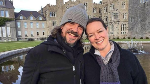 PHOTO: Utah resident Kurt Cochran and his wife Melissa were in London celebrating their wedding anniversary when they were injured in the terrorist attack on Westminster Bridge, March 22, 2017. Cochran died from his injuries.