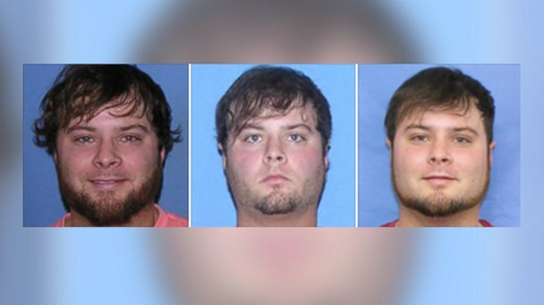 PHOTO: Alex Bridges Deaton, 28, is seen in this series of mugshots.