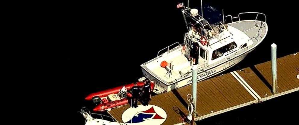 PHOTO: A 10-year-old boy was killed in a boating accident off Centerport, New York after he was struck by the boats propeller, officials said.