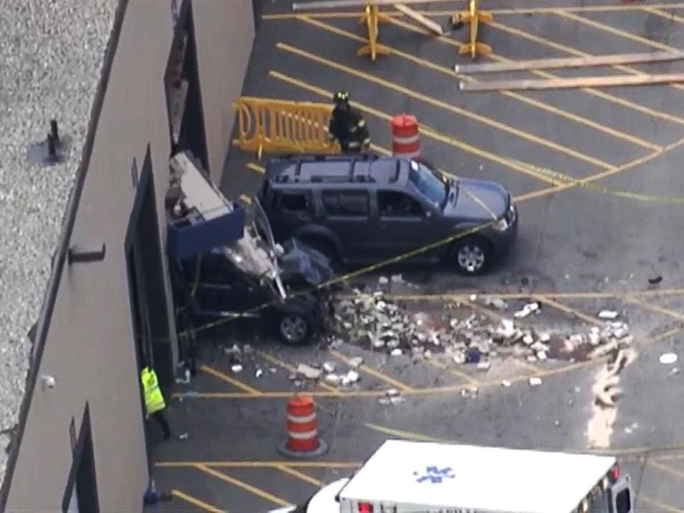 photoa deadly car crash occurred at an auto action in billerica mass