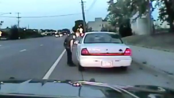 PHOTO: Minnesota released dash cam video of the July 2016 police-involved shooting of Philando Castile by a St. Anthony Police officer.
