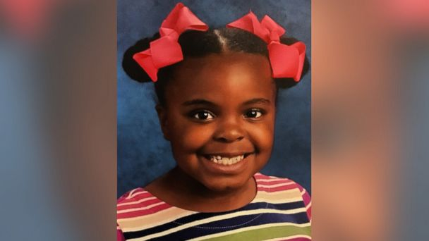 PHOTO: De'Maree Adkins, 8, was fatally shot after a car crash in Houston, Texas, on Feb. 25, 2017.