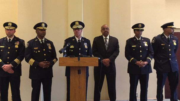 PHOTO: Detroit Police Chief James Craig speaks at a press conference, March 17, 2017, in Detroit.