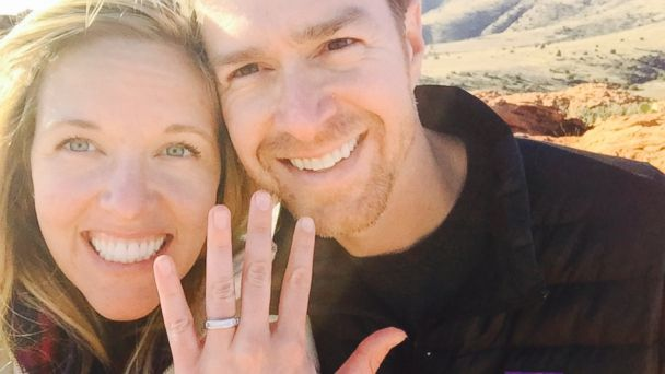 PHOTO: Emily Hardman told ABC News that she planned her whole wedding in just five days.
