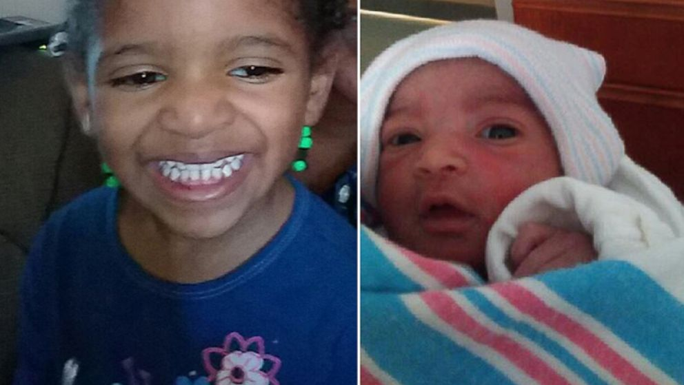 Infant and toddler found stabbed to death in North Carolina; father arrested
