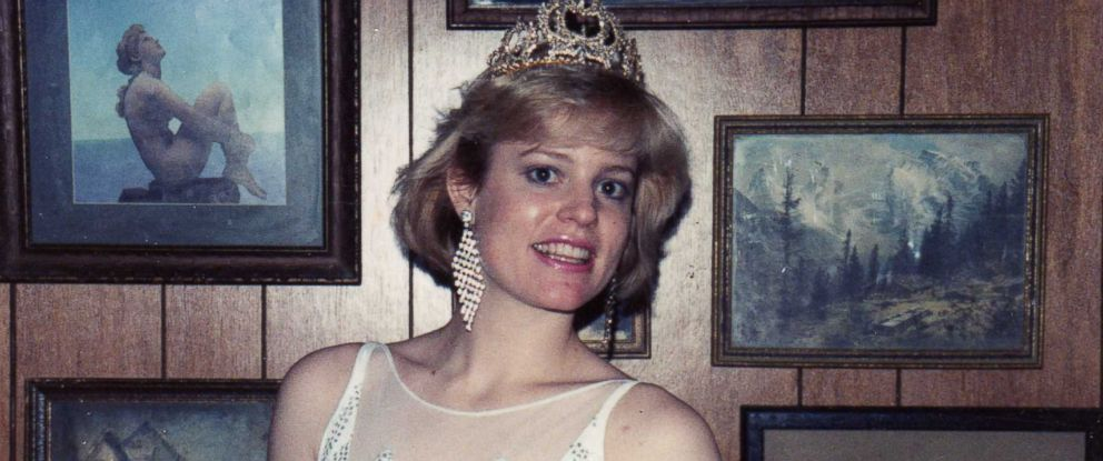 PHOTO: Genevieve de Montremare was born Genevieve Sanders, and her closest brush with royalty was when she was crowned the National Raisin Queen.
