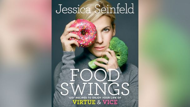 PHOTO: Jessica Seinfeld spoke out about her new book,