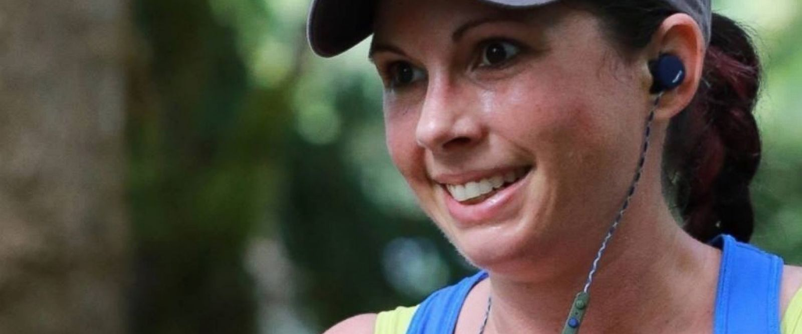 PHOTO: Kelly Herron, 36, survived a brutal assault and fought off her attacker while on a run in Seattle, March 5, 2017.