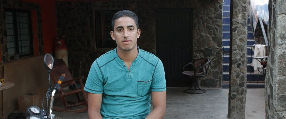 PHOTO: Juan Manuel Montes, 23, was deported to Mexico in February.