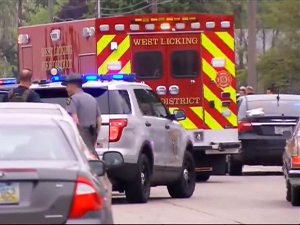 PHOTO: A shooting was reported in Kirkersville, Ohio, May 12, 2017.