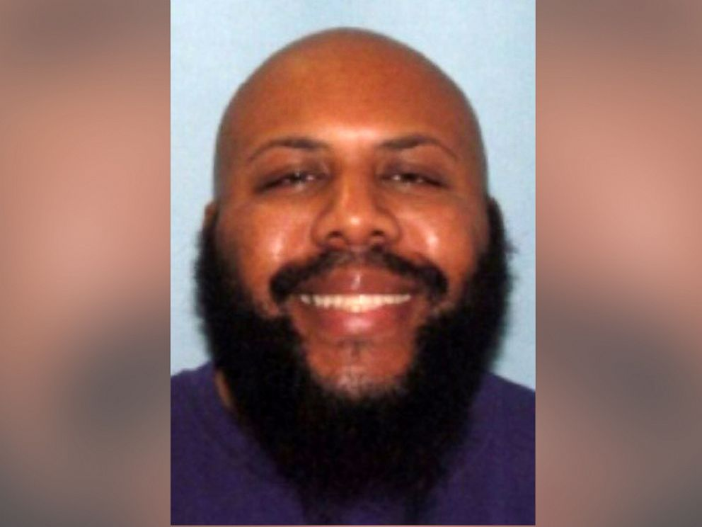 PHOTO: Steve Stephens is pictured in this photo released by Cleveland Police, April 16, 2017.