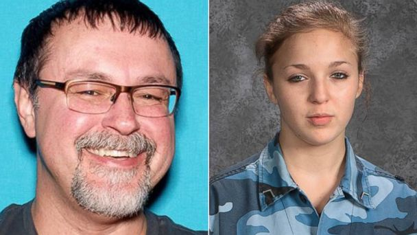 PHOTO: (L-R) Pictured are Tad Cummins, who is on the Tennessee Bureau of Investigation's 'Top 10 Most Wanted' list and Elizabeth Thomas, the subject of a statewide AMBER Alert in Tennessee.