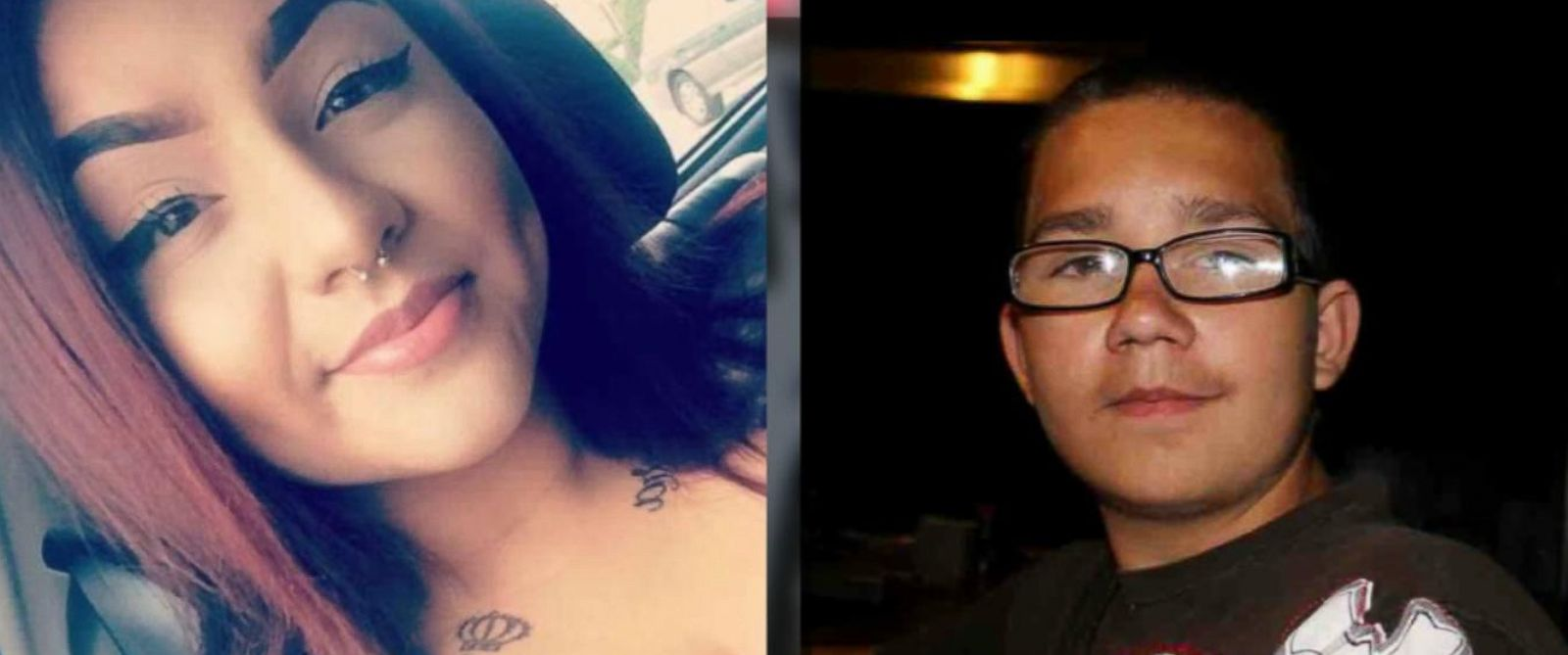 PHOTO: Natalie Partida, left, and Derek Benjamin Greer are seen in these undated file photo.
