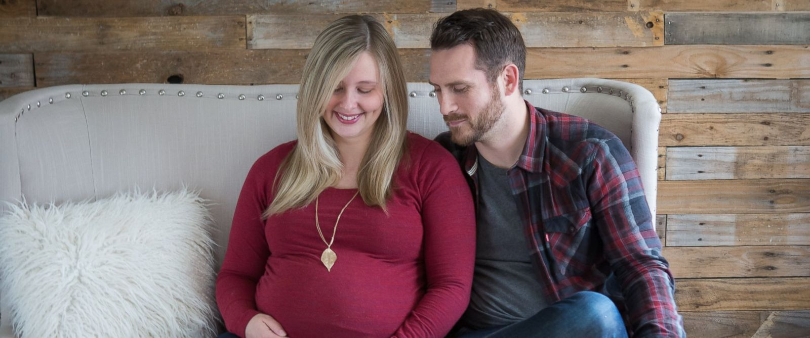 PHOTO: Royce and Keri Young decided to carry their terminally ill infant to term in order to donate her organs.