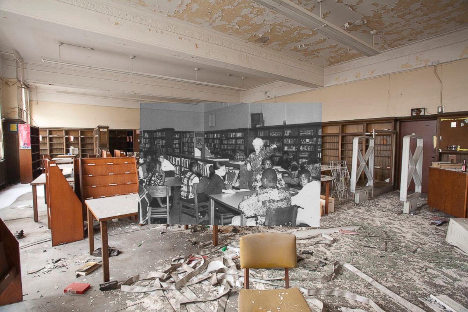 detroit photo essay abandoned