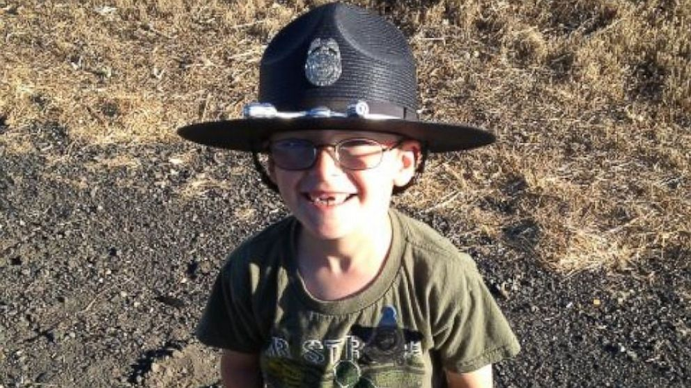 PHOTO: Oregon State Police (OSP) credits the help of a 5-year old Spokane for possibly saving his fathers life.