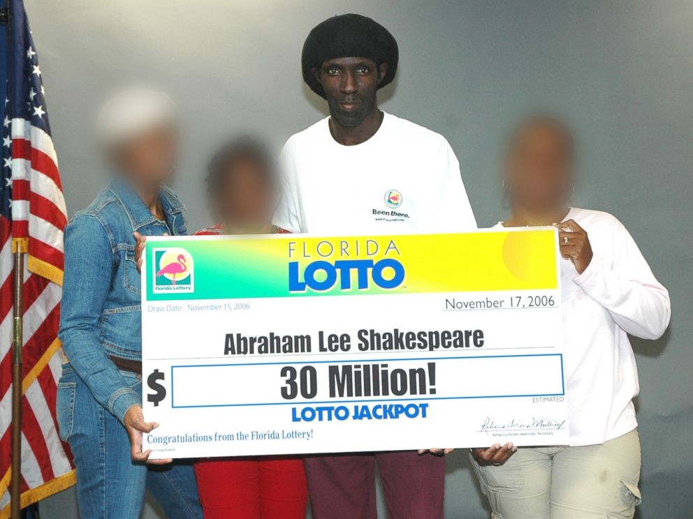 PHOTO: In this undated photo shows Florida lottery winner, Abraham Shakespeare, who won the lottery on Nov. 15, 2006.