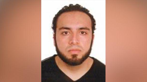 NY bombing suspect Rahami captured in New Jersey