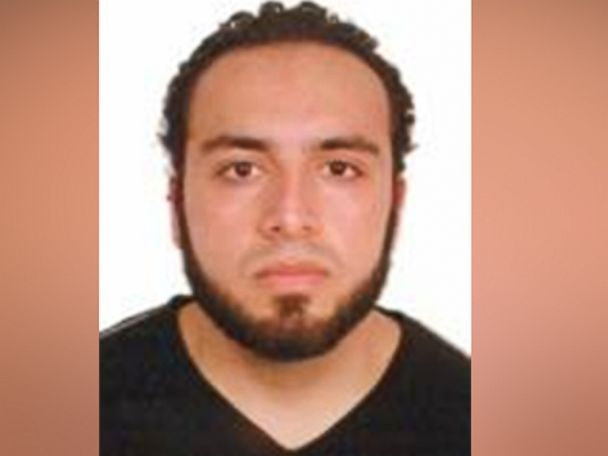 PHOTO: Law enforcement circulated this image, purportedly of Ahmad Khan Rahami, who is wanted for questioning in the Manhattan explosion investigation.