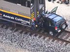 2 Killed When Amtrak Train Collides With Car in California
