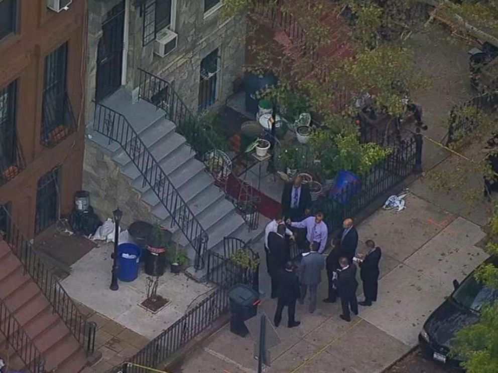 Victim ID'ed in deadly Bed-Stuy home invasion