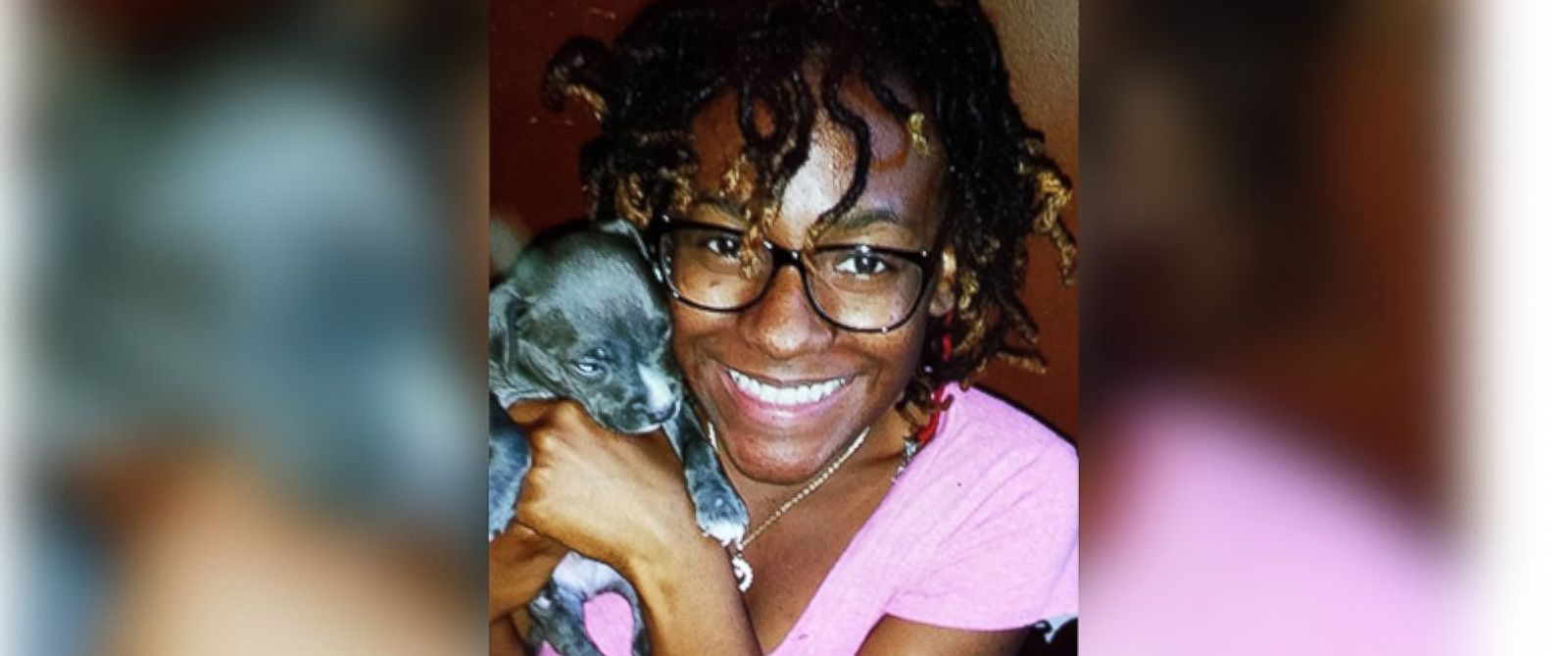 PHOTO: Philadelphia police are searching for Carlesha Freeland-Gaither, who was abducted while walking on a Philadelphia street on Nov. 2, 2014.