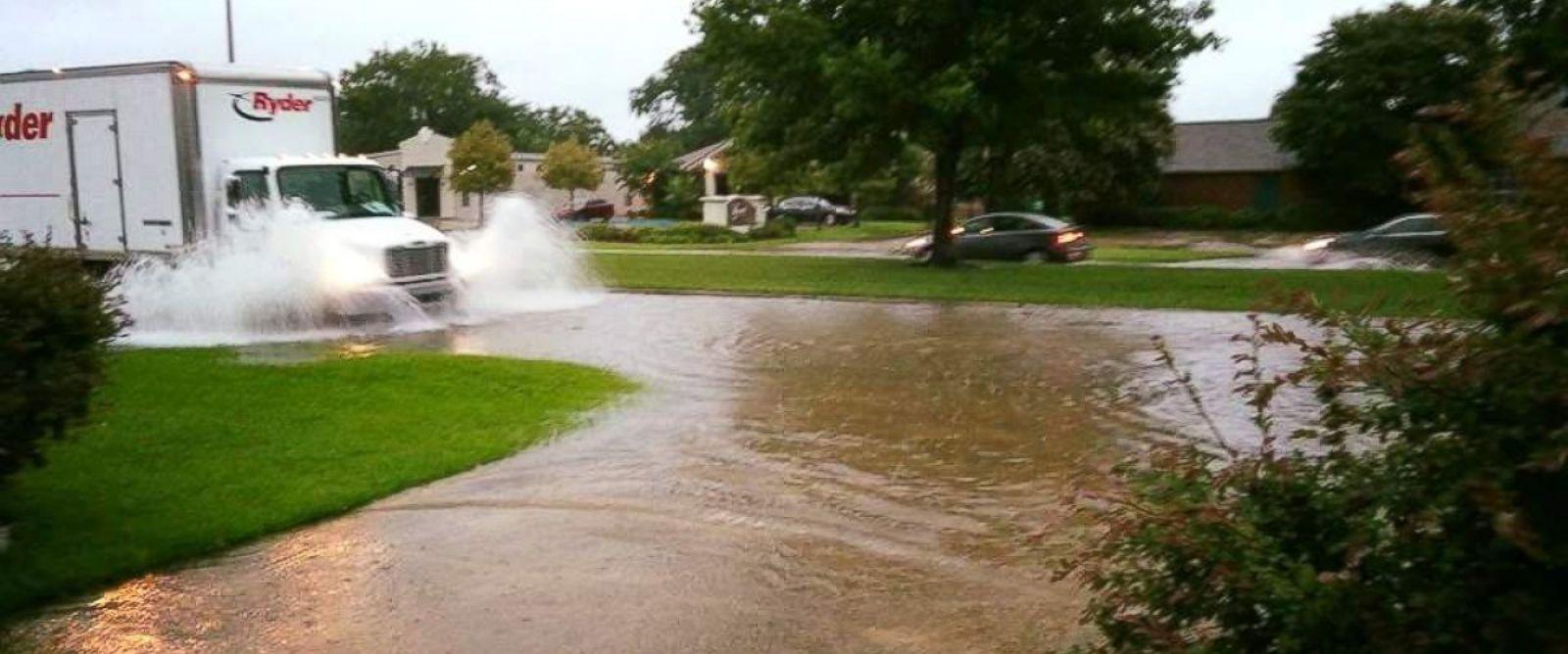 Louisiana Flooding: Elderly Man Dies in High Waters, State ...