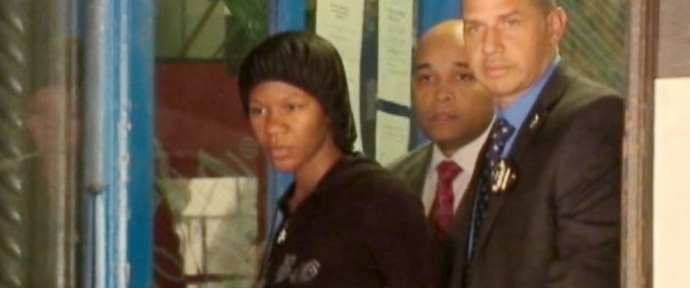 PHOTO: Frankea Dabbs, 20, was charged today with abandoning a child and committing actions injurious to a child less than the age of 17.