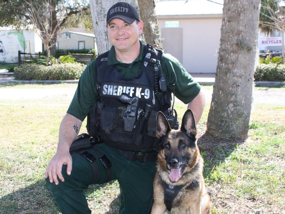 PHOTO: Deputy Jonathan Behnen seen here in file photo released by the Citrus County Sheriffs Office.