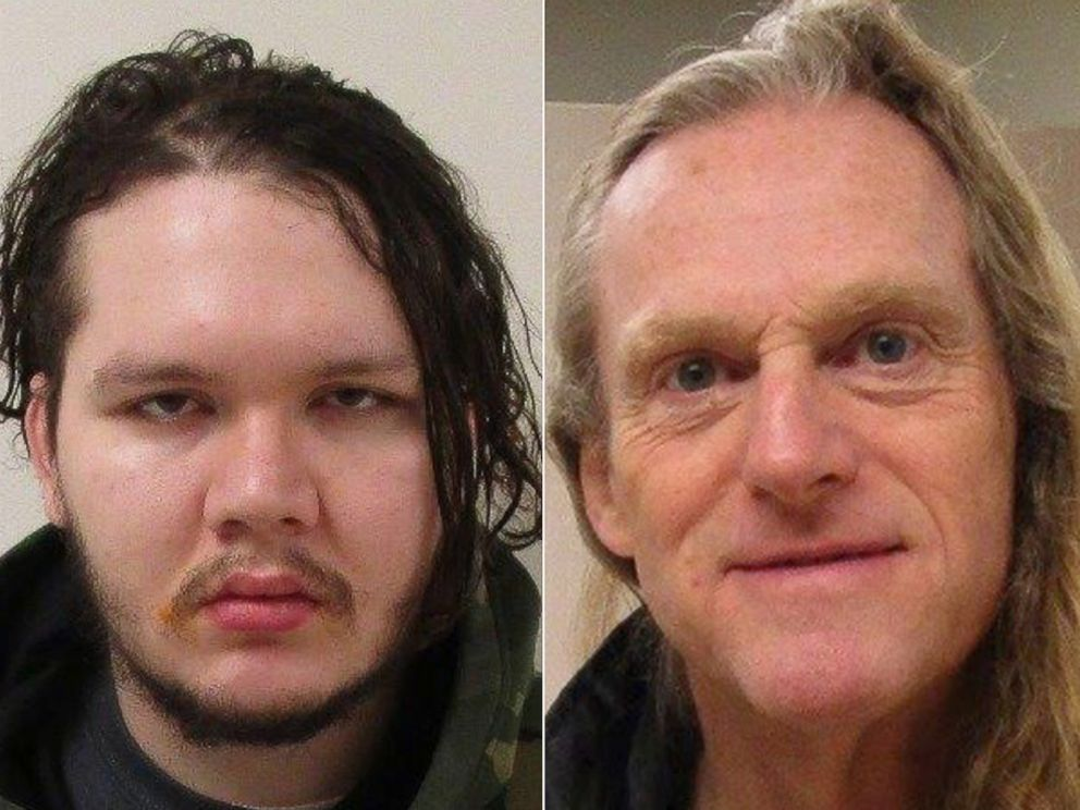 PHOTO: Anthony Garver and Mark Alexander Adams are seen here in these undated file photo.