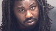 A booking photo of Jesse Leroy Matthew Jr., 32, who was arrested by deputies in Galveston, Texas, Wednesday, Sept. 24, 2014, in connection with the kidnapping of missing University of Virginia student Hannah Graham.