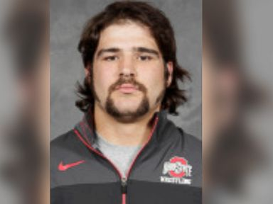 PHOTO: Kosta Karageorge is seen in a photo from Ohio State Universitys athletics department.