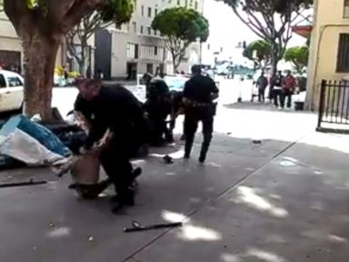 Fatal Los Angeles Police Shooting Caught on Video