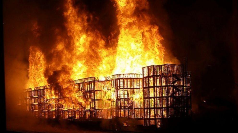 la fires - photo #1