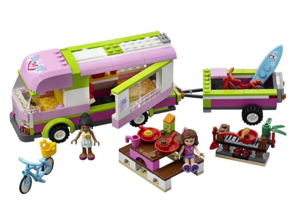 PHOTO: The 2013 Toy of the Year winner is The LEGO Groups LEGO® Friends.