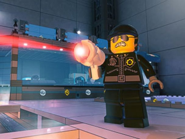 Lego Toys Have Become Increasingly More 'Violent,' Study Says