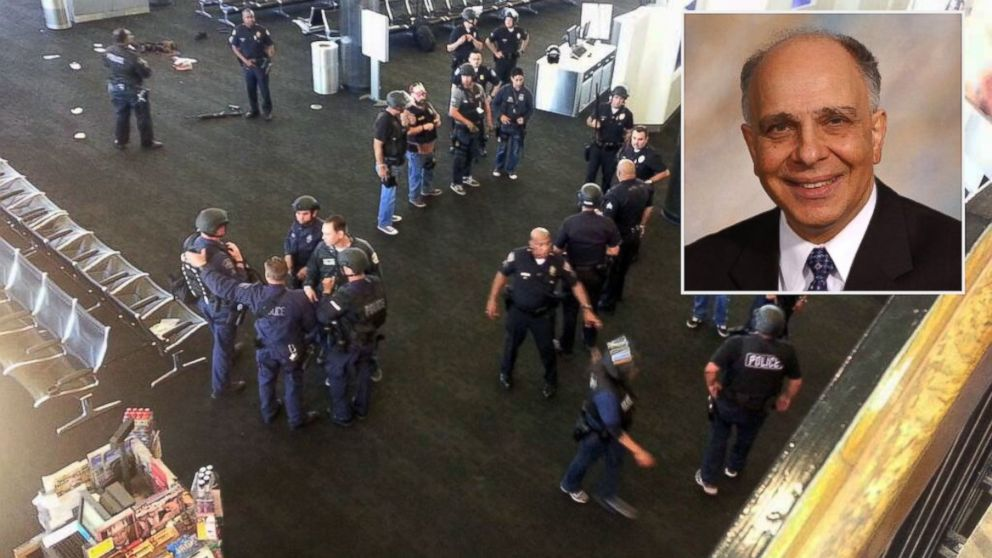 LAX Shooting Survivor Looked Down Barrel of Gun