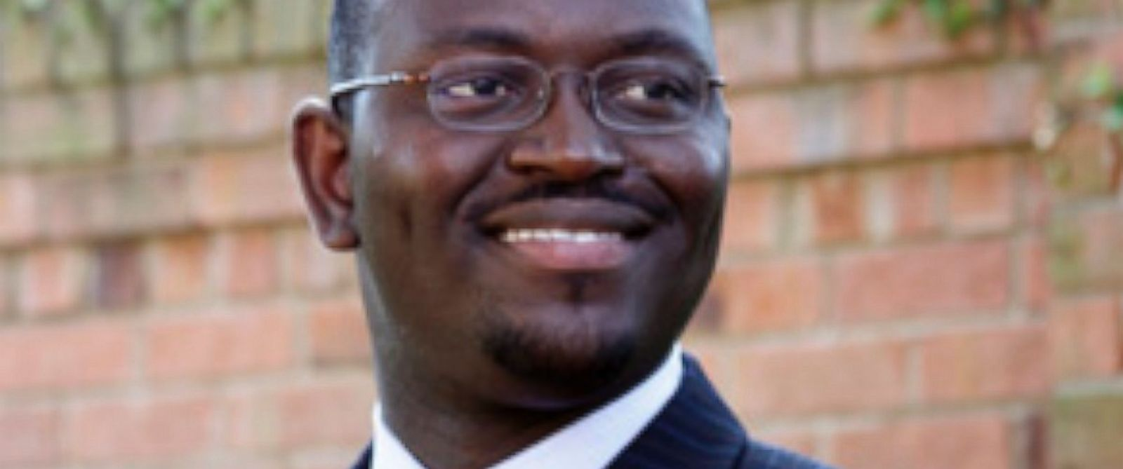 Rev. Clementa Pinckney is seen in this image from the Emanuel African Methodist Episcopal Church in Charleston, S.C.